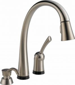 Delta 980T-SSSD-DST kitchen faucet review