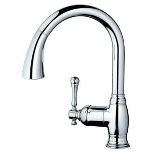 Grohe Bridgeford 33 870 with dual pull-out spray head