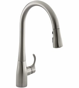 Kohler K-596-VS kitchen faucet review