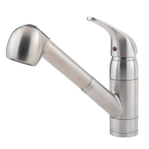 Pfister Pfirst Series kitchen faucet review