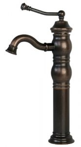 Pegasus 67110-7096H Traditional Vessel heritage bronze kitchen faucet