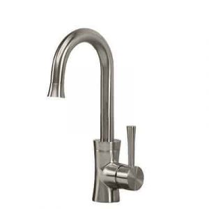 Pegasus Luca FS1A5067BNV brushed nickel kitchen faucet