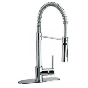 Pegasus 78CR557PELFHD Glacier Bay kitchen faucet in chrome
