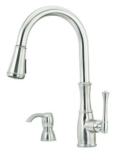 Pfister GT529WH1S Wheaton faucet for kitchen sink