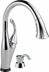 Delta kitchen faucet 9192T-DST review
