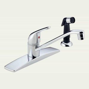 Classic Peerless P15 single handle kitchen tap