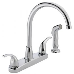 Incroyable Peerless Kitchen Faucet P299578LF Choice With Two Handle